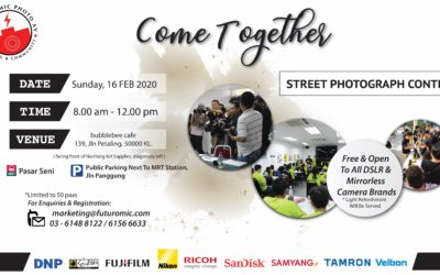Come Together – Street Photograph Contest