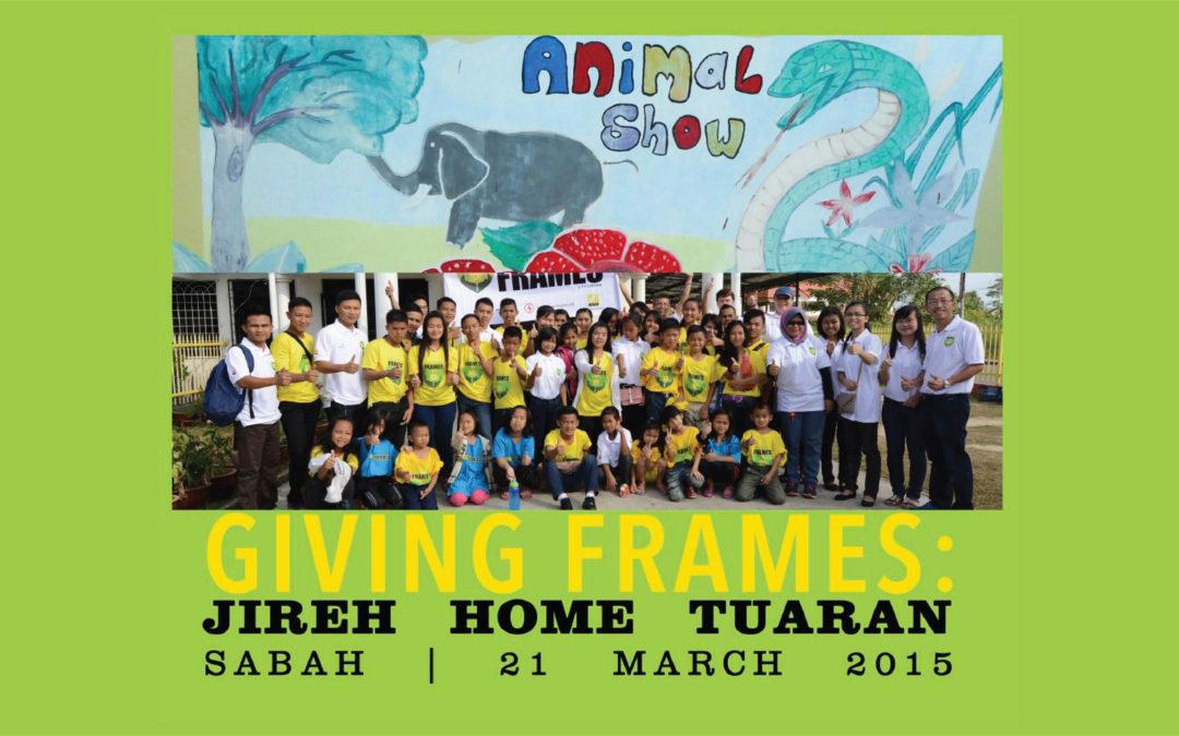 Giving Frames (Tuaran, Sabah)