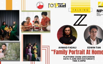 Talking Z: Family Portrait at Home with Ahmad Fadali and Edwin Tan