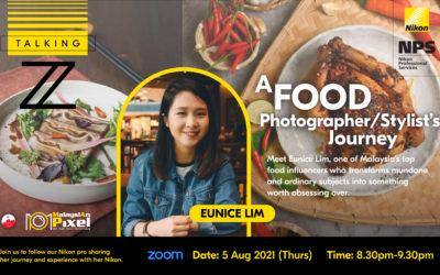 Talking Z: A Food Photographer/Stylist's Journey with Eunice Lim